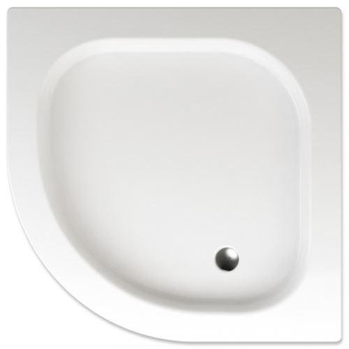 TEIKO Sprchová vanička čtvrtkruhová FLORES 90 (V131090N32T04001)