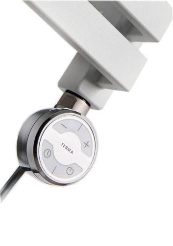 Sapho MOA topná tyč s termostatem, 600 W, chrom