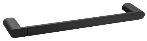 Sapho FLORI držák ručníků 400x70mm, černá mat