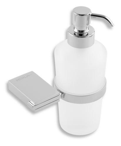NOVASERVIS Dávkovač mýdla Metalia 9 chrom (0955,0)