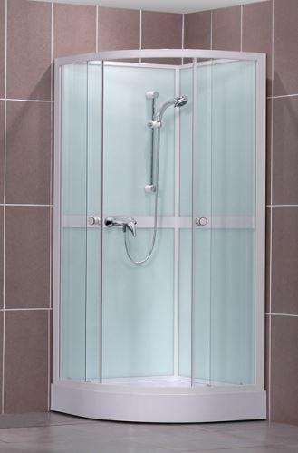 ROLTECHNIK SANIPRO sprchový box SIMPLE 800x800x2050