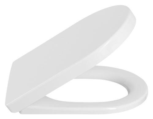 Aqualine LUCY WC sedátko, duroplast, bílá