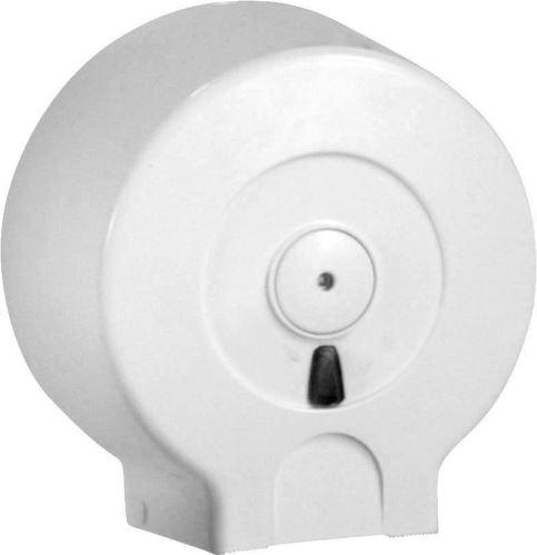 Aqualine Zásobník na toaletní papír do průměru 19cm, ABS bílá