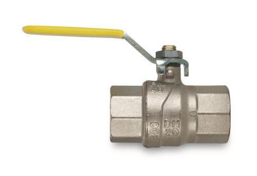 "IVAR Kulový uzávěr plyn FUTURGAS - 3/4\FF, páka (80010034)"""