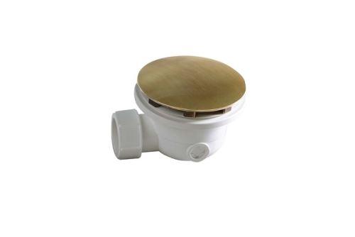 GELCO Sifon vaničkový BRONZ (VR836)
