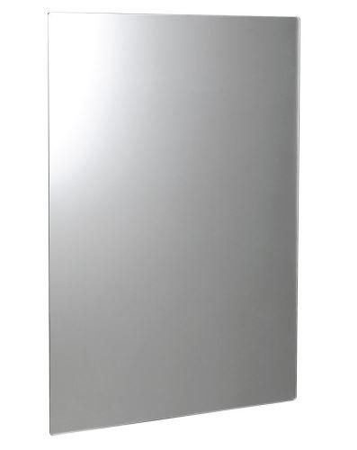 Sapho PLAIN zrcadlo 60x90cm, zakulacené rohy, bez úchytu