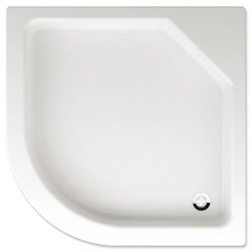 TEIKO Sprchová vanička čtvrtkruhová TAURUS 90 (V131090N32T01001)