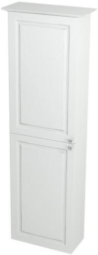 Sapho VIOLETA skříňka vysoká 40x140x20cm, levá, bílá pololesk