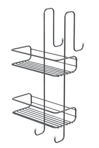 Gedy CHROM LINE police do sprchy závěsná, 240x490x220 mm, chrom