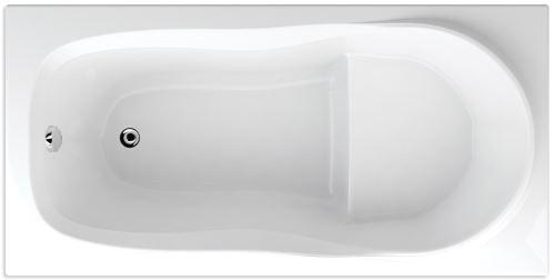 TEIKO Vana ALEA-S 140 x 70, bílá (V112140N04T02001)