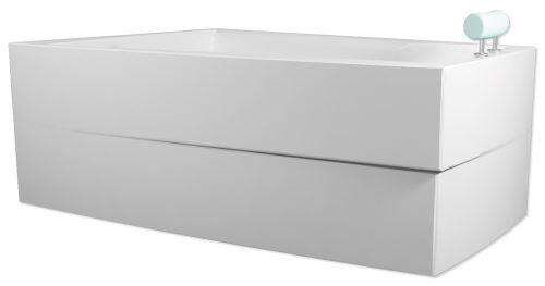 TEIKO panel k vaně ARA P, bílá (V120160R62T07001)
