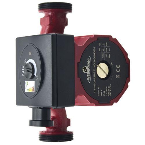 WEBERMAN Oběhové elektronické čerpadlo 25-40 180 mm (W0601)