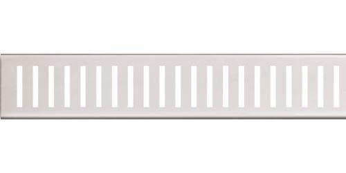 ALCAPLAST Rošt pro drenážní žlab 100 mm, nerez (ADZ-R322)
