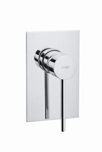 Effepi THOR podomítková sprchová baterie, 1 výstup, chrom