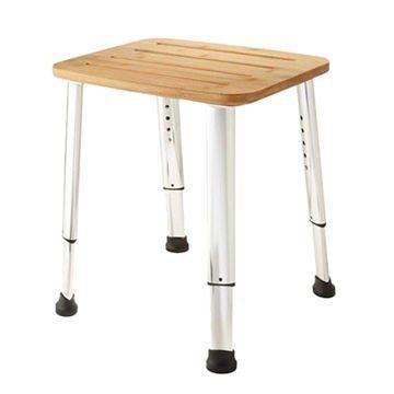 Sapho Koupelnová stolička, bambus