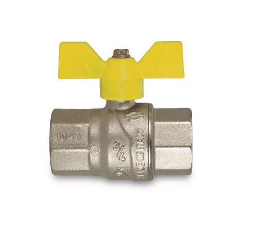 """IVAR Ventil plyn 3/4\MM motýl (80010035)"""""""