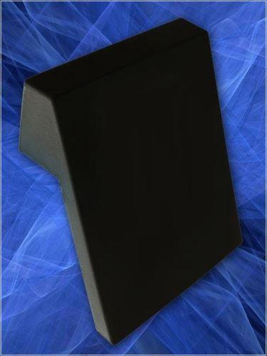 VÁGNERPLAST Podhlavník CAVALLO, černý (VPDIL0025)