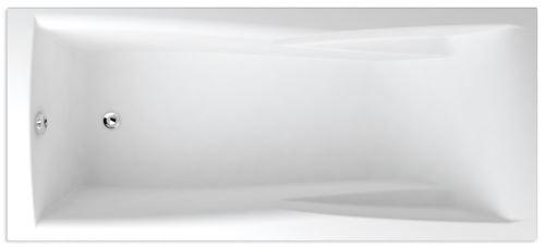 TEIKO Vana COLUMBA 160 x 70, bílá (V112160N04T02001)