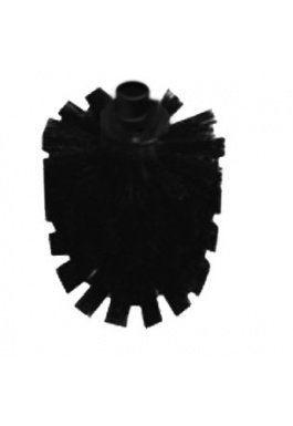 Sapho Náhr. kartáč bez ruk. pro WC št., černá, XR303, XR304,XR305, XS300,