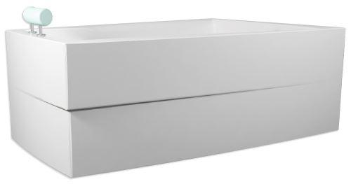 TEIKO panel k vaně ARA L, bílá (V120160L62T07001)