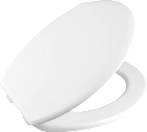 Aqualine ALICANTE WC sedátko, polypropylen, bílá