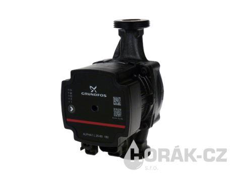 GRUNDFOS čerpadlo ALPHA 1 L 25-60 180mm (99160584)