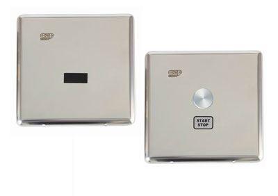 AZP BRNO Automatická sprcha na piezotlačítko, pro tepelně upravenou vodu - 12V, 50 Hz (AUS 1P)