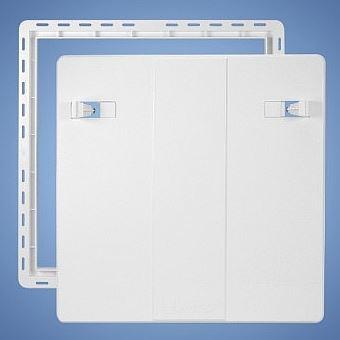 HACO RD 400×400 B Revizní dvířka (bílá) - 0111
