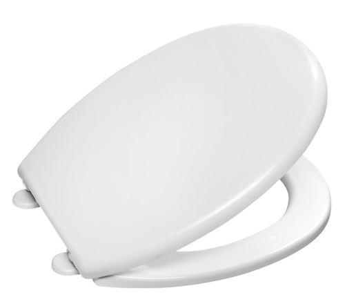 Aqualine FIXET WC sedátko 1kg, polypropylen, bílá