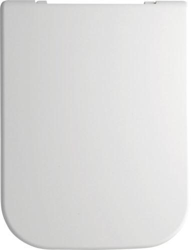 GSI TRACCIA WC sedátko Soft Close, duroplast, bílá