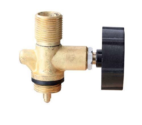 """MEVA Jednocestný ventil na propan-butan (G 3/8"""") (2156A)"""