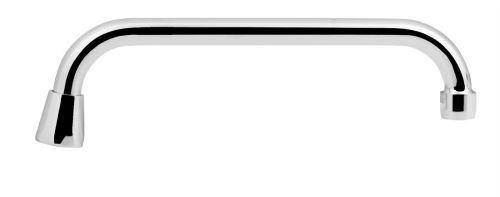 Aqualine Výtoková hubice tvar U, prům. 18mm, L 278mm, 3/4', chrom