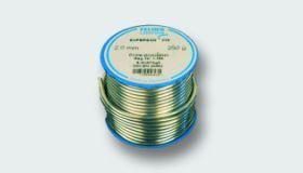 pájka č.2, 3 mm, S-Sn97Ag3, 250 g