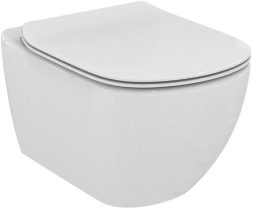 IDEAL STANDARD Závěsné WC Tesi + sedátko (T354601)