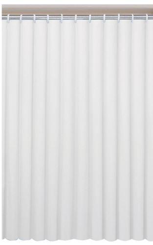 Aqualine Závěs 180x180cm, vinyl, bílá