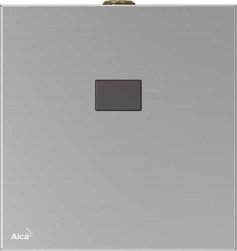 ALCAPLAST Automatický splachovač pisoáru kov, 12V - napájení ze sítě (ASP4K)