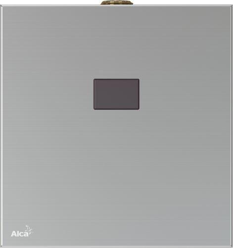 ALCAPLAST Automatický splachovač pisoáru kov, 6V - napájení z baterie (ASP4KB)