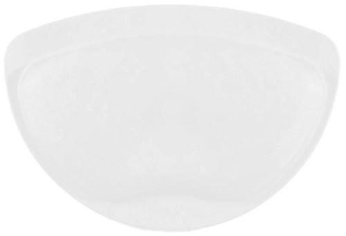 Aqualine TECNO podhlavník 30x20cm, bílá