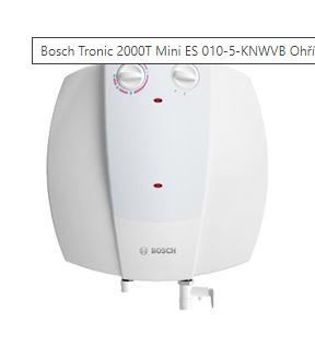 BOSCH bojler Tronic 2000T ES 015 nad umyvadlo (7736501051)