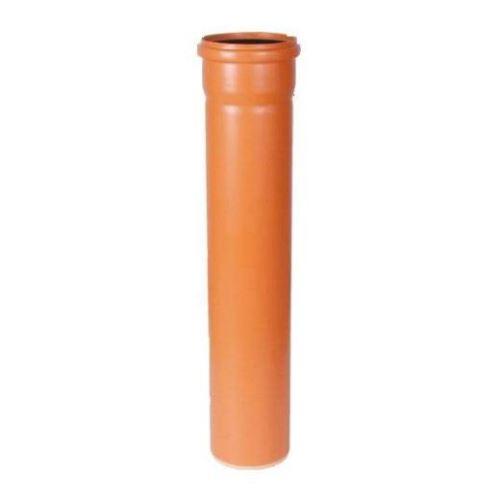 KG trubka s hrdlem 150 - 2000mm (150/2)