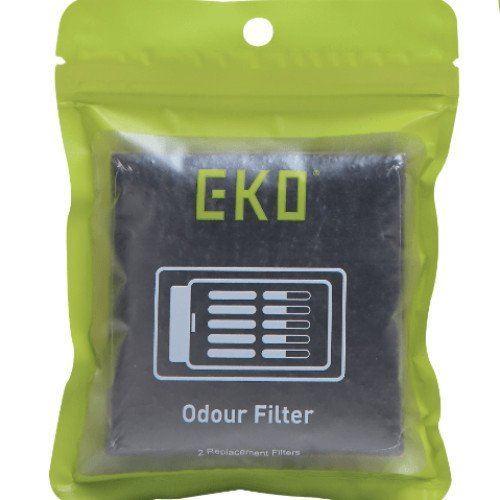 Sapho Karbonový pachový filtr pro odpadkové koše REGENT 12/32 l