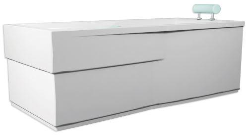 TEIKO panel k vaně VELA L, bílá (V122150L62T01001)