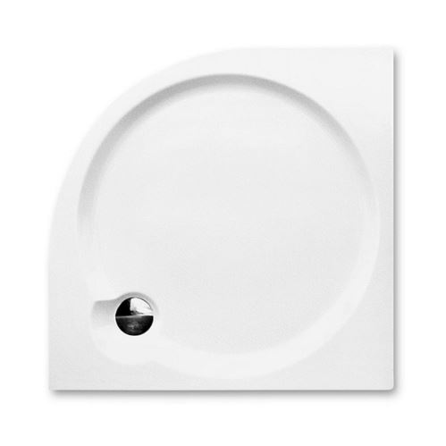 SANIPRO Čtvrtkruhová vanička DREAM-P 800x800 (8000099)