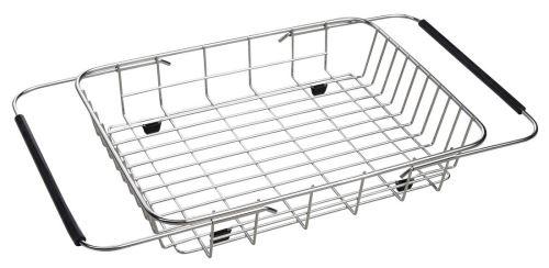 Sapho Drátěný košík ke dřezům EPIC a ZERO, 25x44x8 cm, nerez