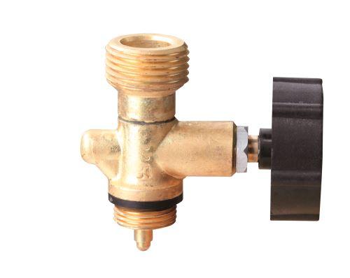 MEVA Jednocestný ventil na propan-butan (W 21,8 L) (2156UV)