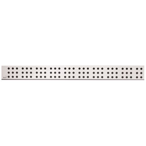 ALCAPLAST CUBE-550M Rošt pro liniový podlahový žlab (nerez mat)