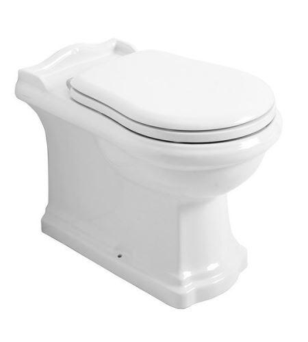 Kerasan RETRO WC mísa 39x43x61cm, spodní/zadní odpad