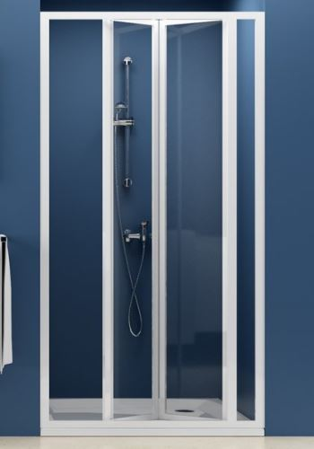 RAVAK Sprchové dveře SUPERNOVA SDZ3 100, zlamovací, trojdílné transparent (02VA0100Z1)