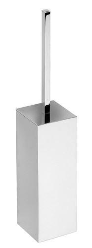 Sapho WC štětka na postavení i na zavěšení na stěnu