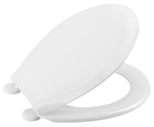 Sapho URAN WC sedátko, duroplast, univerzální, bílé